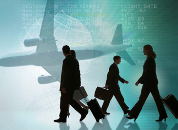 business travel credit accounts