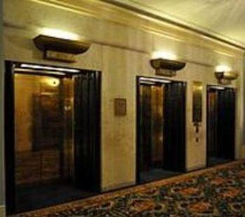 Hotel Elevator
