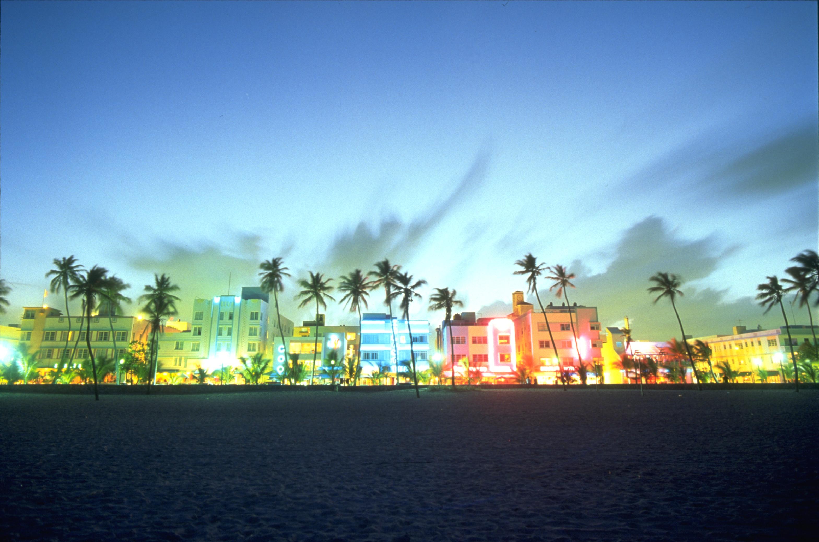 Why Visit Miami Beach