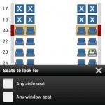 Seat Alerts - Seat Map