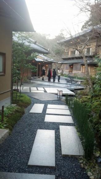 Hoshinoya grounds