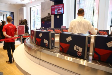 Delta previews new T4 terminal in NYC