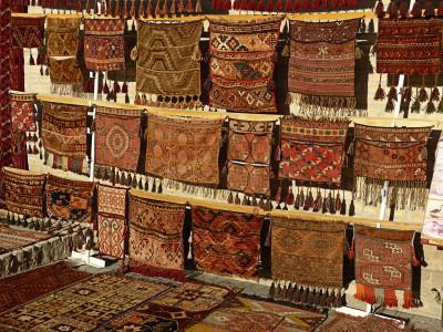 Uzbekistan carpets
