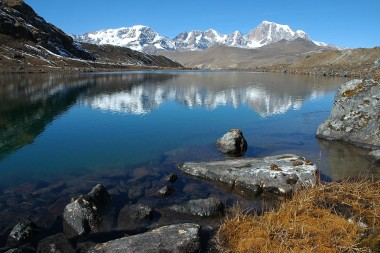 Crow's Lake is one of the hundreds of lakes in Northern Sikkim.
