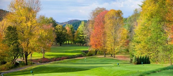 woodstock inn and golf resort