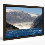 Alaska Inner Passage framed using Whitewall