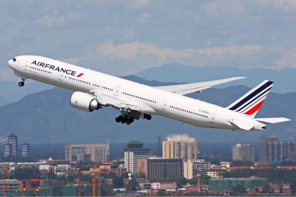 Air France Night Service