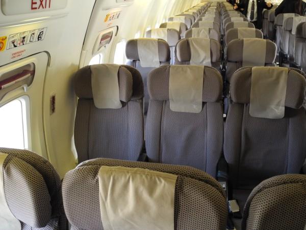seats on plane