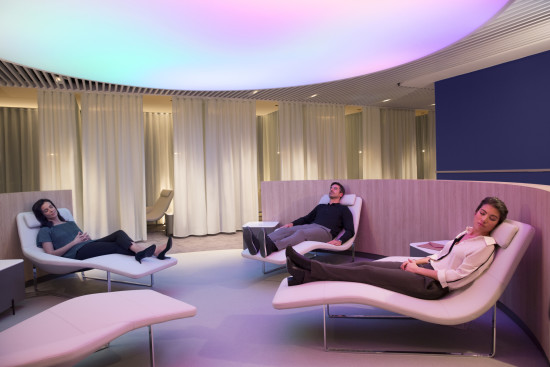 air france business class lounge